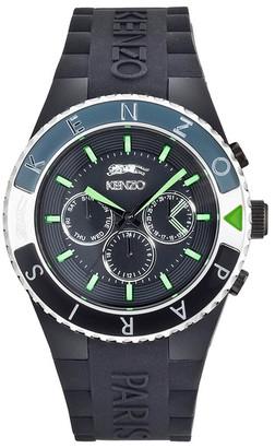 KENZO Men's Rendez-Vous Sport Watch $299 thestylecure.com