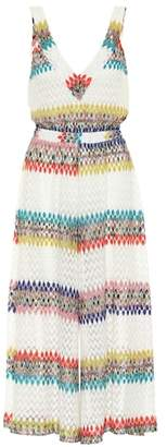 Missoni Mare Striped crochet dress