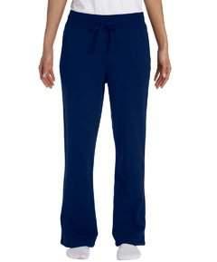 Gildan Youth Heavy BlendOpen Bottom Sweatpants - Charcoal - L