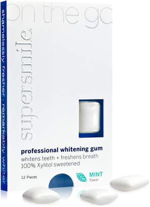 Supersmile Professional Whitening Gum, 12-Pk.