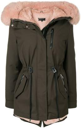 Mackage zipped up parka