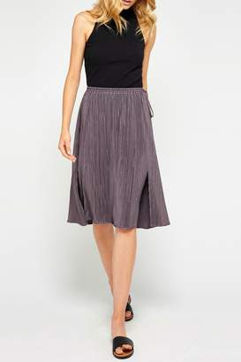 Gentle Fawn Nox Pleated Skirt