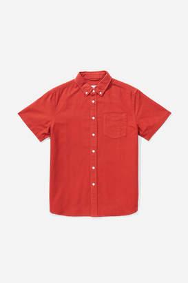 Saturdays NYC Esquina Oxford Button Down Shirt