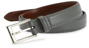 Saks Fifth Avenue COLLECTION Solid Leather Belt