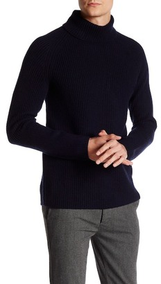 Vince Camuto Mock Neck Wool Blend Sweater $135 thestylecure.com