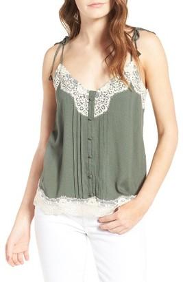 Women's Ella Moss Trinity Camisole $128 thestylecure.com