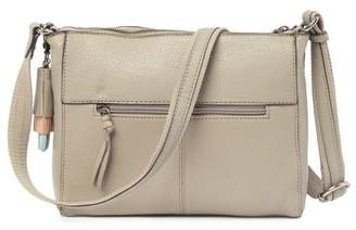 The Sak Alameda Leather Crossbody Bag