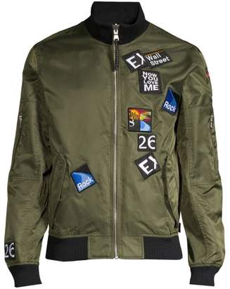 Lucian Patch Jacket