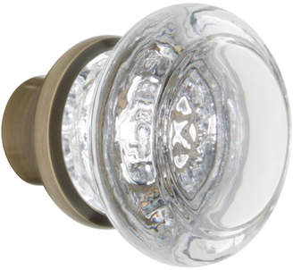 Rejuvenation Round Crystal Door Knob