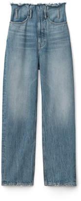 Alexander Wang Alexanderwang paperbag tapered jeans