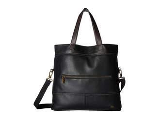 The Sak Coronado Fold-Over Tote Hobo Handbags
