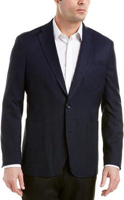 Zanetti Modern Fit Comok Jacket