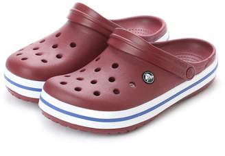 Crocs (クロックス) - クロックス crocs レディース クロッグサンダル Crocband 11016-6MS