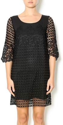 Double Zero Lace Dress