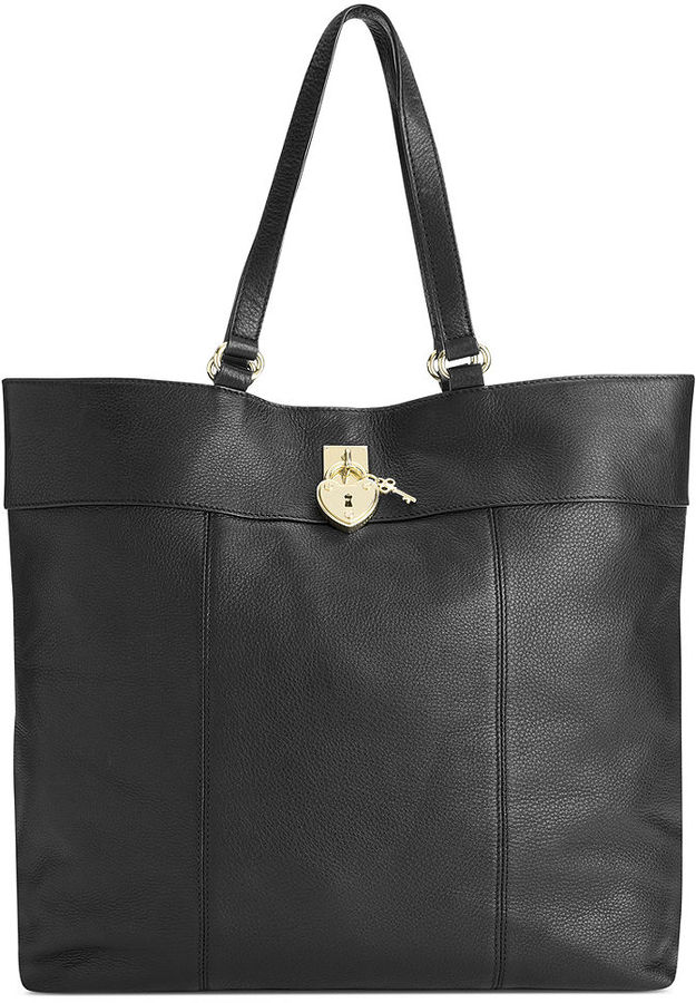 Juicy Couture Robertson Leather Tote
