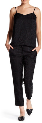 Theory Thaniel Jacquard Pant $285 thestylecure.com