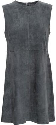 Muu Baa Muubaa Suede Mini Dress