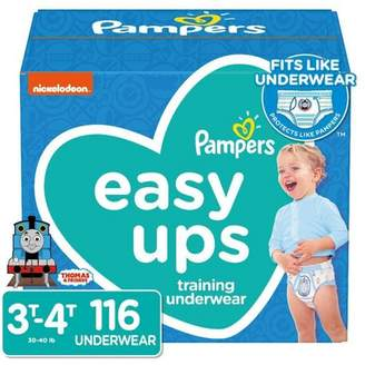 Pampers Easy Ups Boys' Training Pants Enormous Pack - (Select Size)