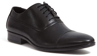 Deer Stags Men's Townsend Memory Foam Classic Dress Comfort Cap Toe Oxford Men's Shoes