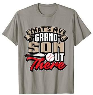 Baseball nana shirt - Funny Baseball grandpa gifts