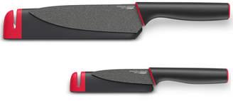 Joseph Joseph 2-Pc. Slice & Sharpen Knife Set