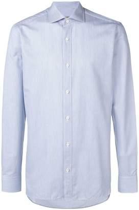 Ermenegildo Zegna pinstriped shirt