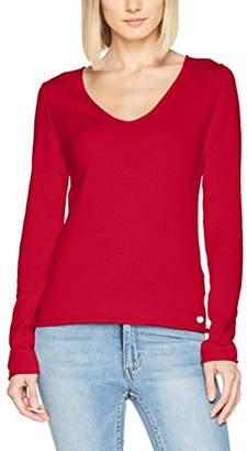 Daniel Hechter Women's 803 7750 Regular Fit Long Sleeve Jumper,(Manufacturer Size: 44)