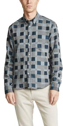 Billy Reid Heirloom Plaid Shirt