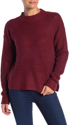 Olive + Oak Olive & Oak Robin Knit Mock Neck Sweater
