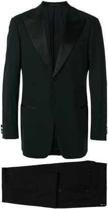 Armani Collezioni peaked lapels two-piece suit