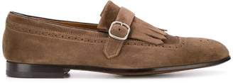 Doucal's fringed loafers