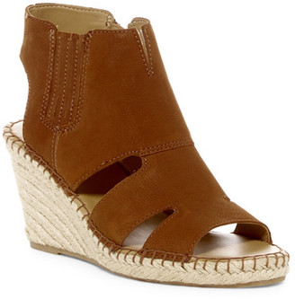 Franco Sarto Nola Wedge Sandal $109 thestylecure.com