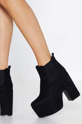 Nasty Gal Spice Up Your Life Platform Boot