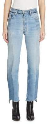 Vetements Reworked Distressed Jeans