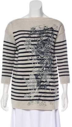 Jean Paul Gaultier Wool Knit Sweater