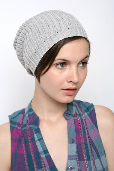 Lightweight Ribbed Beanie