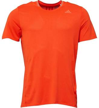 adidas Mens Supernova T-Shirt Energy