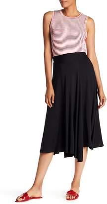 Rachel Pally Wrap Mid-Length Skirt