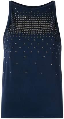 Tufi Duek embellished top