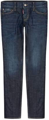 DSQUARED2 Slim Fit Distressed Jeans