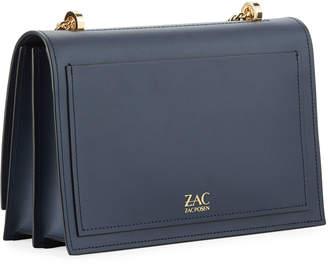 Zac Posen Earthette Large Chain Shoulder Bag - Hex Floral