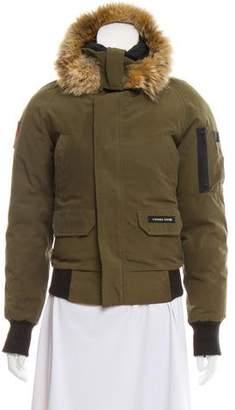 Canada Goose Girls' Down Puffer Jacket