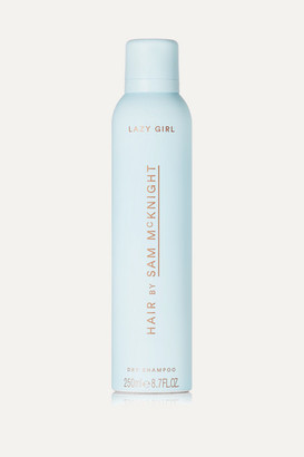 styling/ HAIR BY SAM McKNIGHT - Lazy Girl Dry Shampoo, 250ml - Colorless