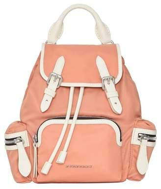 Burberry Small Rucksack Nylon Backpack