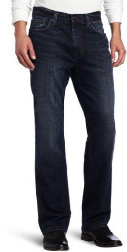 "Joe's Jeans Men's Big-Tall 37"" Inseam Athlete Fit Relaxed Jean in Jermiah"