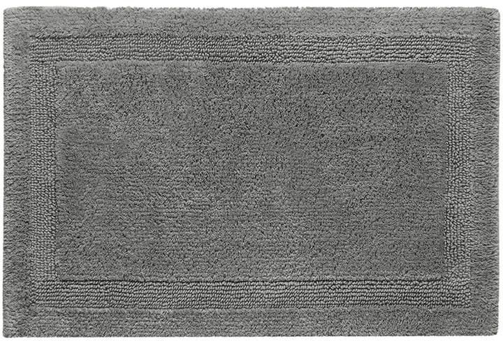 AbyssAbyss Super Pile small reversible bath mat - Gris