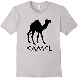 Camel T-Shirt Middle East Horn of Africa Animal Graphic Tee