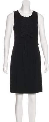 Leifsdottir Sleeveless Mini Dress