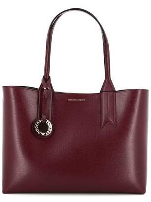 Emporio Armani Shopping Tote with Money Pouch