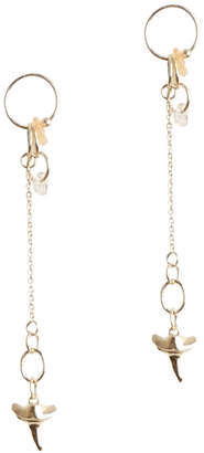 Zimmermann Chain & Citrine Earring